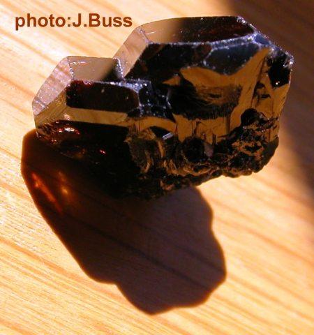 Cassiterite (Tin Oxide)