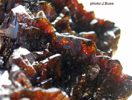 Sphalerite (Zinc Sulfide)