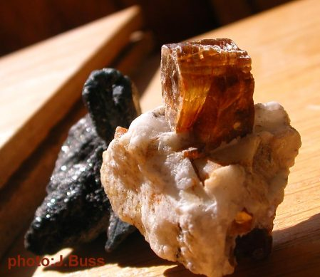 Phlogopite and Chrysoberyl, they've closed up their shop