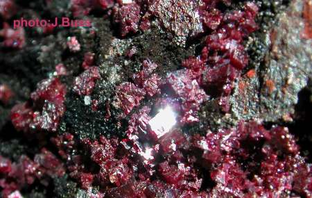 Cuprite (Copper Oxide)
