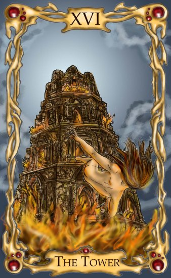 Tower__Tarot__Card